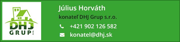 Kontakt - DHJ Grup s.r.o.
